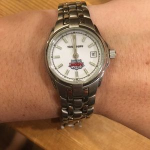 Tourneau Woman's Stainless Steel Watch
